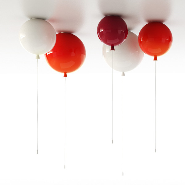 BALLOON CEILING LIGHTING
