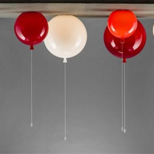 BALLOON CEILING LIGHTING FOR CHILDREN ROOM